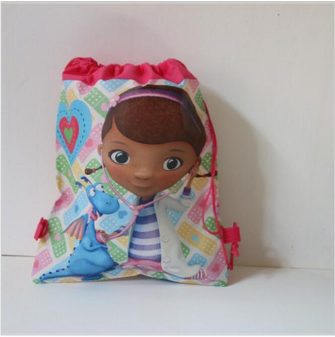 The Amazing Minion&Spiderman&Avengers Children Cartoon Drawstring Bag Backpacks Kids School Bags Mochila Infantil For Gift