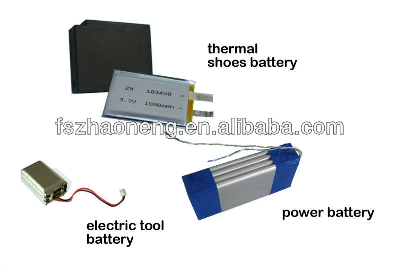 rechargeable battery for drill