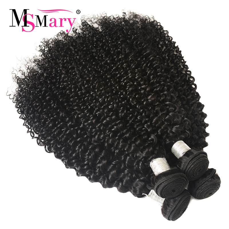 Original Brazilian Human Hair Extensions 100% Durable Remy Hair Kinky Curly Weave Xuchang Hair Factory Free Shipping, Natural color