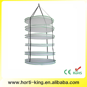 Indoor Grow House Hydroponic Dry Net