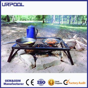 Camping Portable Beach Folding Bbq Grill Gas