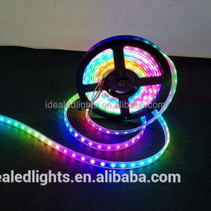 New type digital dream color 5V WS2813 LED strip light in high quality