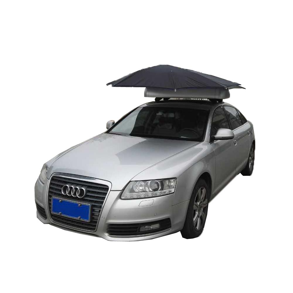 Smart Car Umbrella SUV Remote Control Automatic Folding Sunshade Portable  Tent Canopy Cover 36a90589b9e