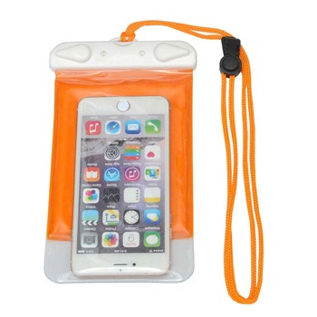 Color Waterproof Underwater Pouch Bag Pack Case Cellphone Phone 7 6s Plus 5s SE