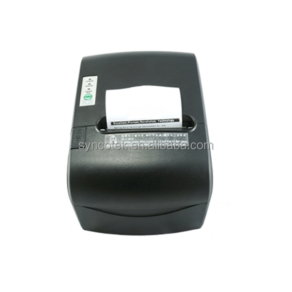 80mm POS printer wireless thermal printing restaurant bill printers