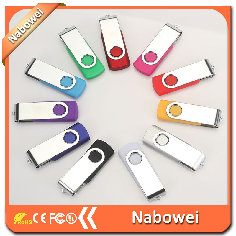Top Quality bulk 2gb usb flash drives flash memory drive custom color and package Promistion gifts