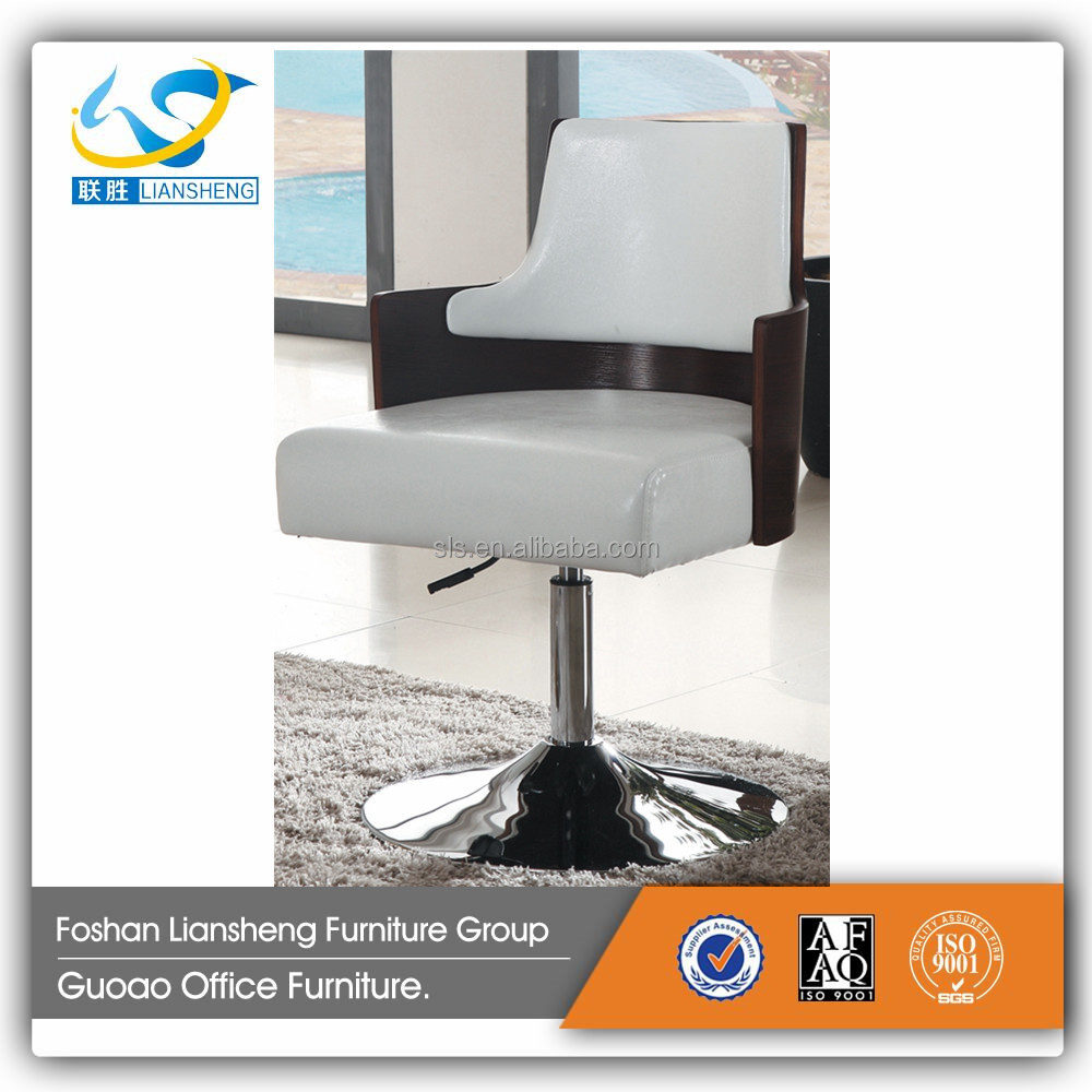 Bentwood Concrete Comfortable Bar Chair GAB2013