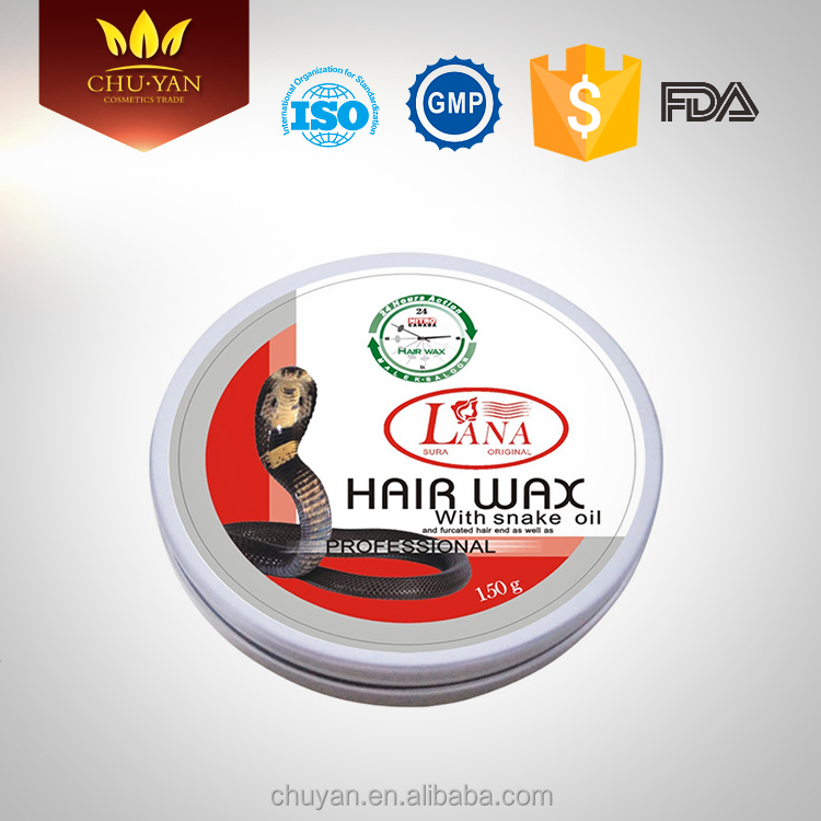 Factory price hot selling waterproof fashion professional olive kmes hair wax