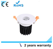 2 years warranty IP40 high power COB LED Downlight