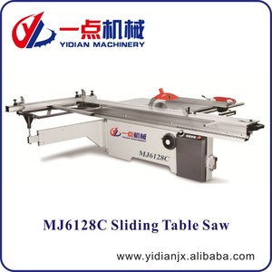Factory Price Precision Sliding Panel Saw Machine for Wood Cutting