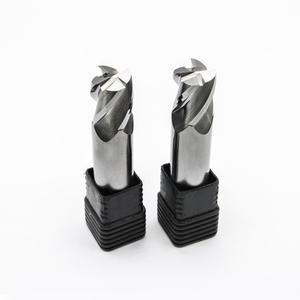 best selling HRC 45 solid carbide 2-4 flute end mill