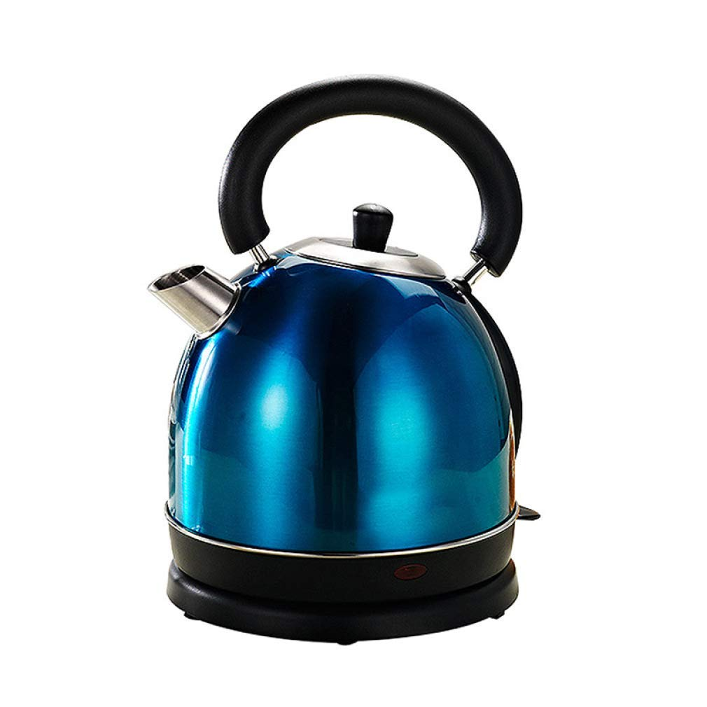 ZHANGM Electric Kettle,Fast Heating Cordless Water Boiler, Tea Kettle, Hot Water Kettle, with Detachable Base,304 Stainless Steel,