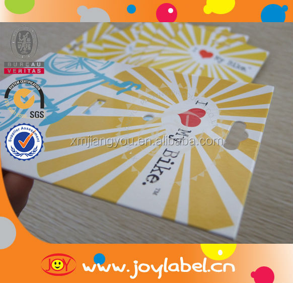 Products Package Printing Card,Cardboard Card Printing
