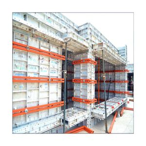 Excellent Reusable Aluminium Formwork Extrusion Construction Template Housing Panel System
