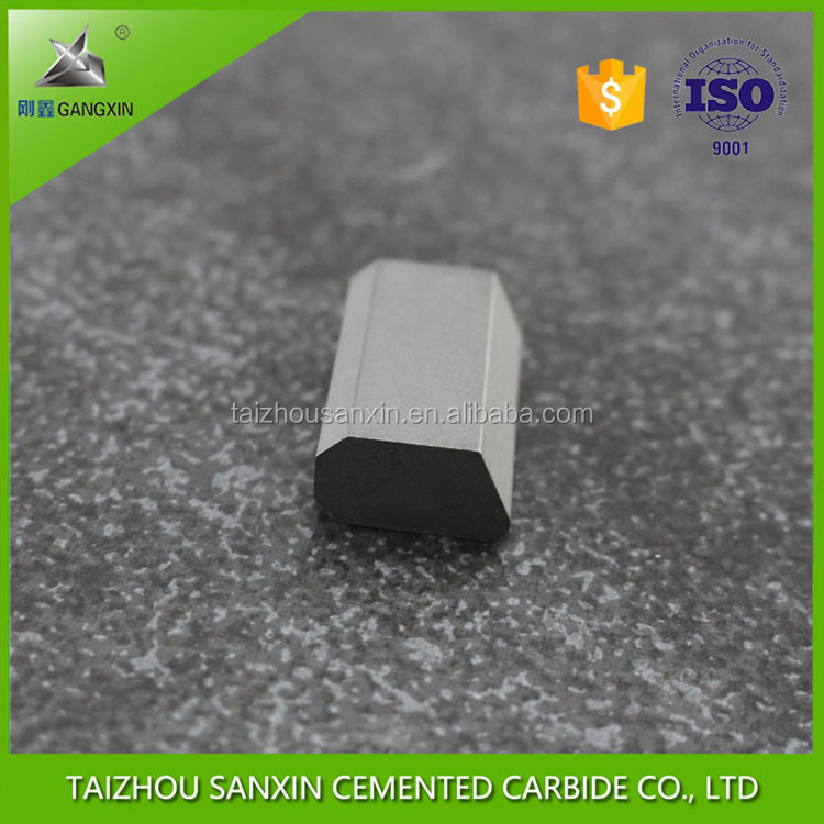 china supplier carbide inserts for snowplow cemented carbide snow inserts carbide inserts