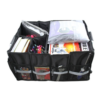 2017 New Hot Sell High Quality Car Organizer Trunk Bagcar Storage Bag