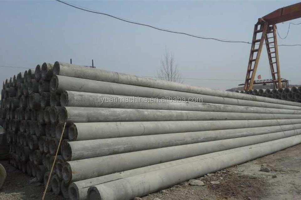 Concrete Meter Pole : Ly pole factory price prestressed concrete electric buy