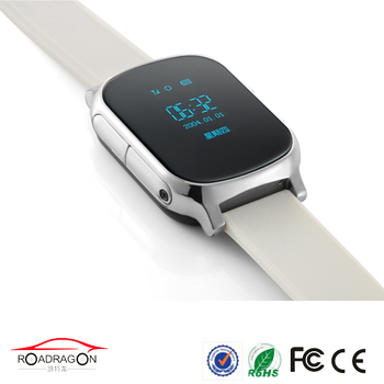 Gps Tracking Bracelet For Elderly Sos Real Time Lbs Gsm