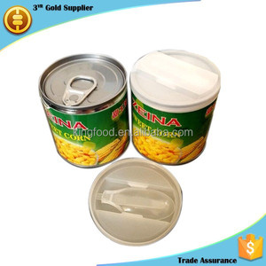 new crop GMO free canned corn factory price wholesale canned corn