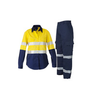 Women and Mens Company Work Uniforms Clothes Coverall Work Wear Clothing Workwear Uniform