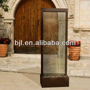 Zimmer Dekorative Teiler Panels Fur Bambus Wasserfall Wasserfall