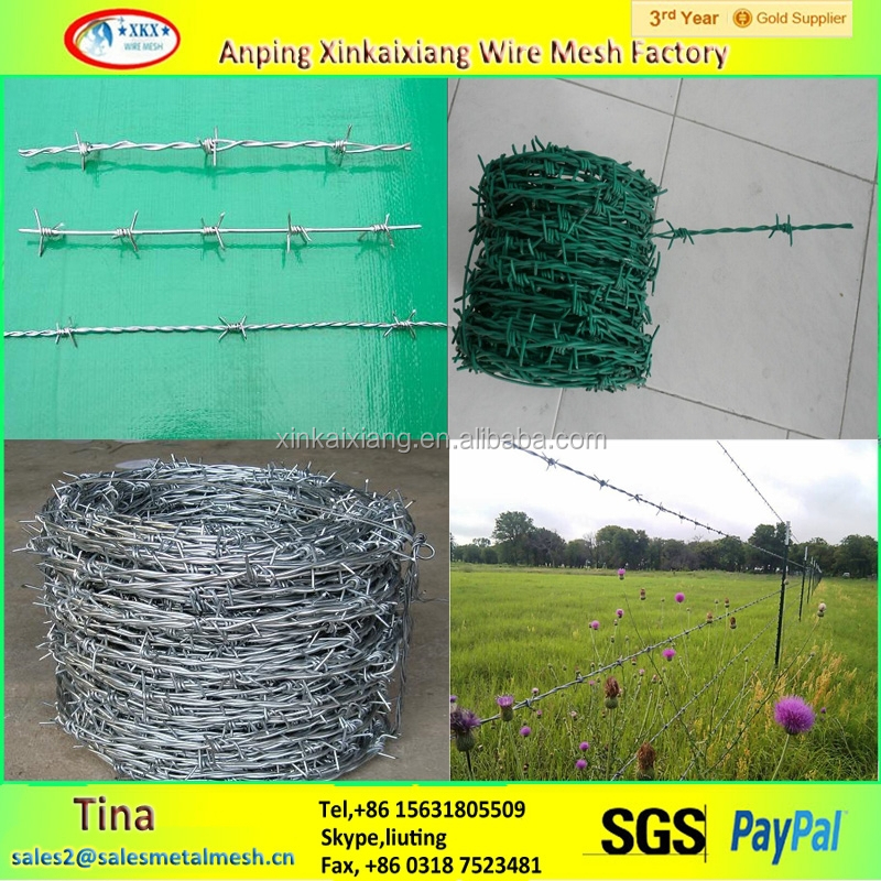 12 Gauge Barbed Wire Wholesale, Barbed Wire Suppliers - Alibaba