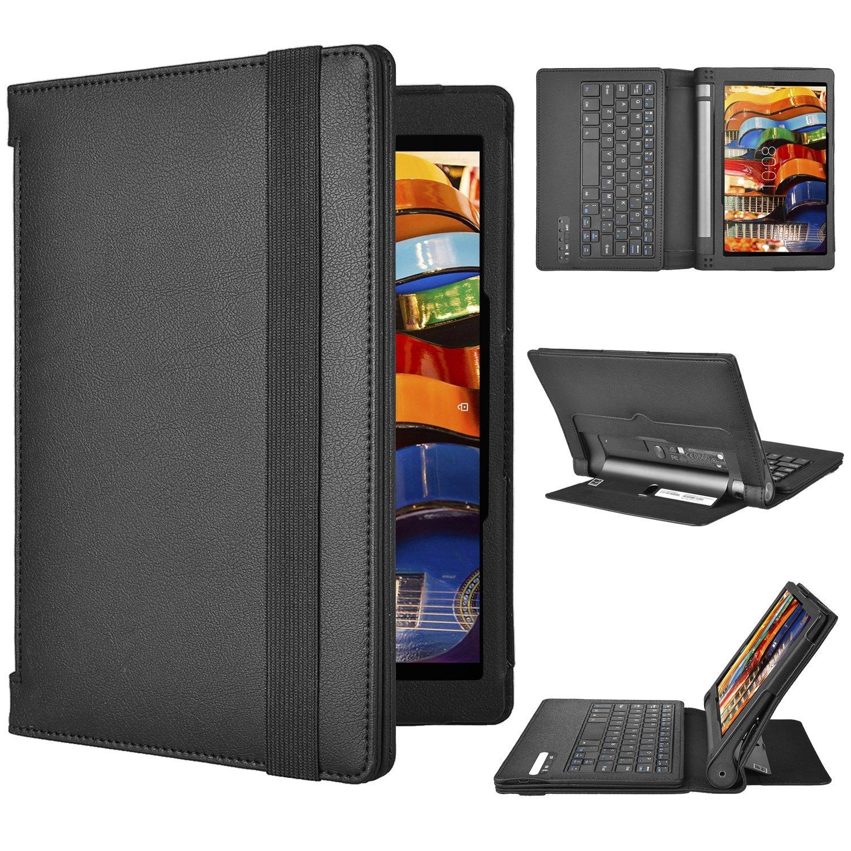 Buy Lenovo Yoga Tab 3 8 Keyboard Case Kugi High Quality Ultra Thin Detachable