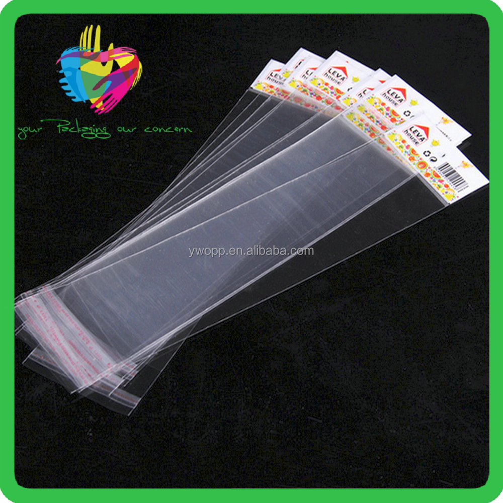 China supplier definition packing high quality plastic printed opp bag