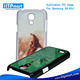 2D pc blank sublimation phone case extended battery case for samsung s4 mini