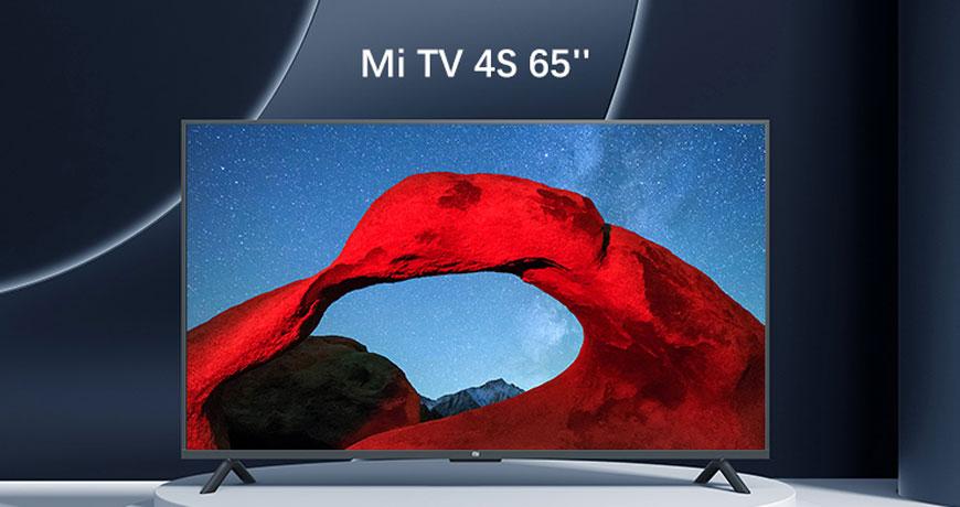 Xiaomi Mi TV 4S 65 inch 1