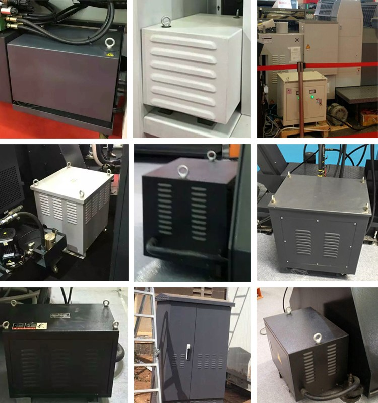 400v to 230v electrical transformers three phase 30kva