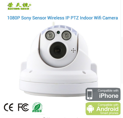 hot!!Wifi Mini IP Camera zoom Wireless HD 720P IP Kamera P2P IR Cut Security Cameras H.264 Night Vision PTZ CCTV indoor camera