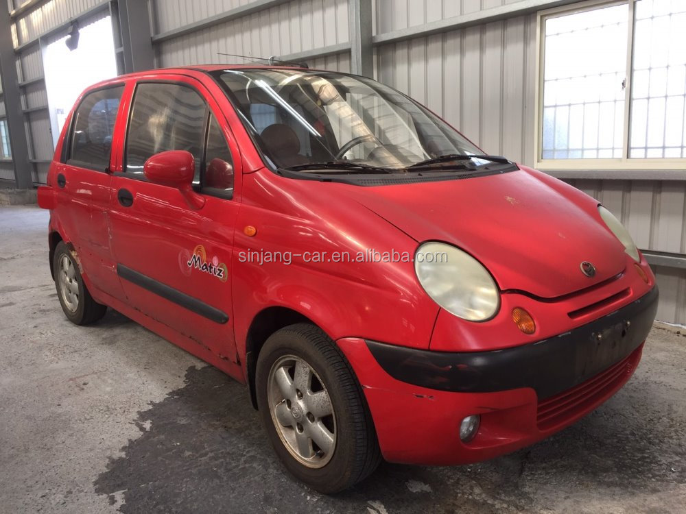2004 Used Left Hand Drive For Matiz (8476-FT)