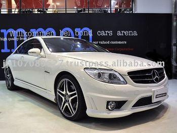 Mercedes Benz CL63 AMG CL550 Estilo Completo Carro