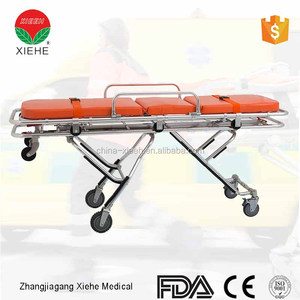Stretcher stretcher bed ambulance stretcher lock