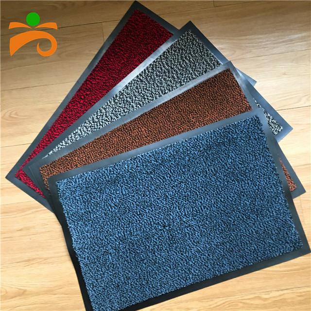 Custom Design Non Woven Pvc Kitchen Floor Mats