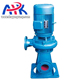 Vertical Inline Pipeline Three Phase Wastewater Submersible Pumps Centrifugal Submarine Sewage Pump