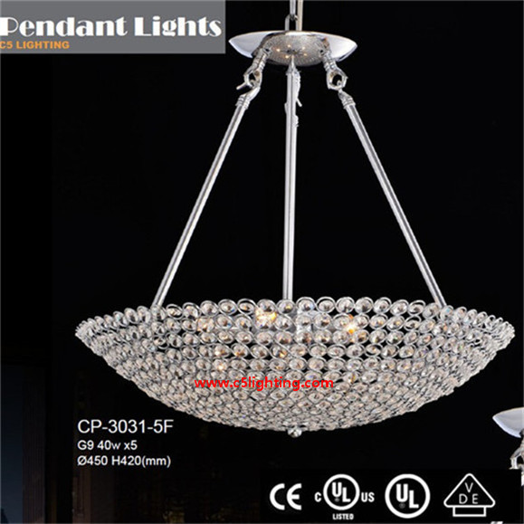 Newest arrival modern crystal Hanging lights mini classic yaboo 5000 power bank