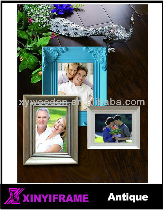 2018 New Designed Clear Acrylic Photo Frames 4x6