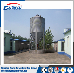 Bulk Feed Bins For Sale/Animal Feed Storage Silo Prices/Grain Silo Cost