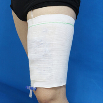 Spk Comfortable Medical Urinary Catheter Leg Bag Holder With 4 Size Product On Alibaba