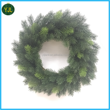 Artificial Pine Tree style decoration Leaves Wreath