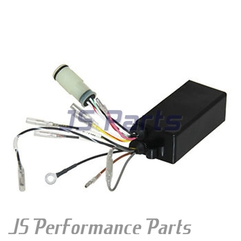 Ignition pack cdi module for yamaha 60 70 hp 6h3 85540 11 for Yamaha outboard cdi box