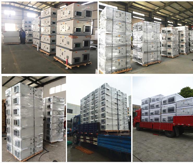 Yangzijiang Recupero fresco di aria unità di trattamento Aria di Ventilazione per il sistema HVAC per gli edifici