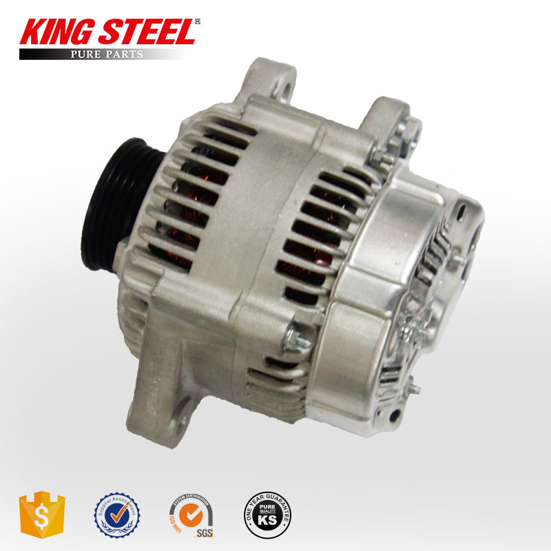 KingSteel car electrical parts alternator for Altis Corolla NZE120,NEZ121 2004-2008 27060-21050