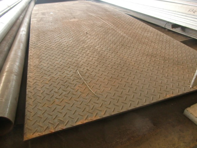 hot rolledQ235B steel plate sheet used for steel structure made by XGZ