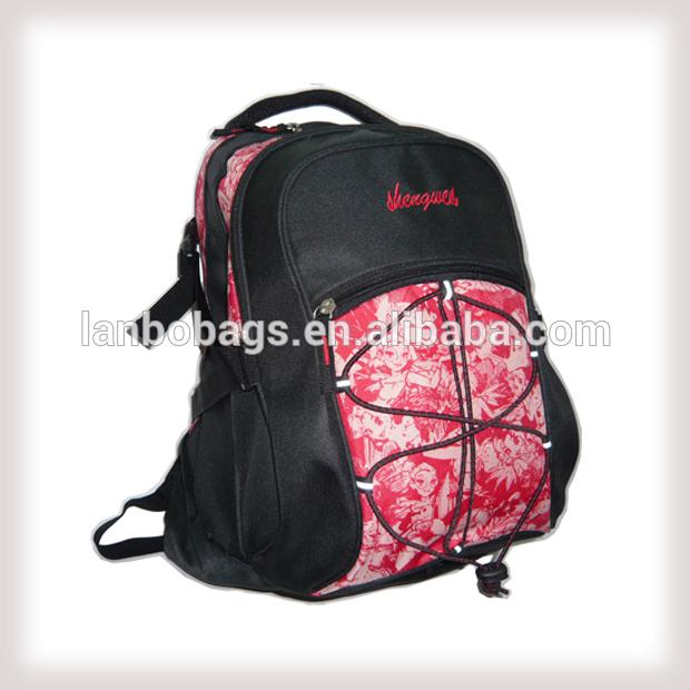 New design student high school with great price backpack for girls