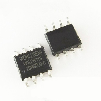 Electronic Components Supplies LED Driver IC WS2811