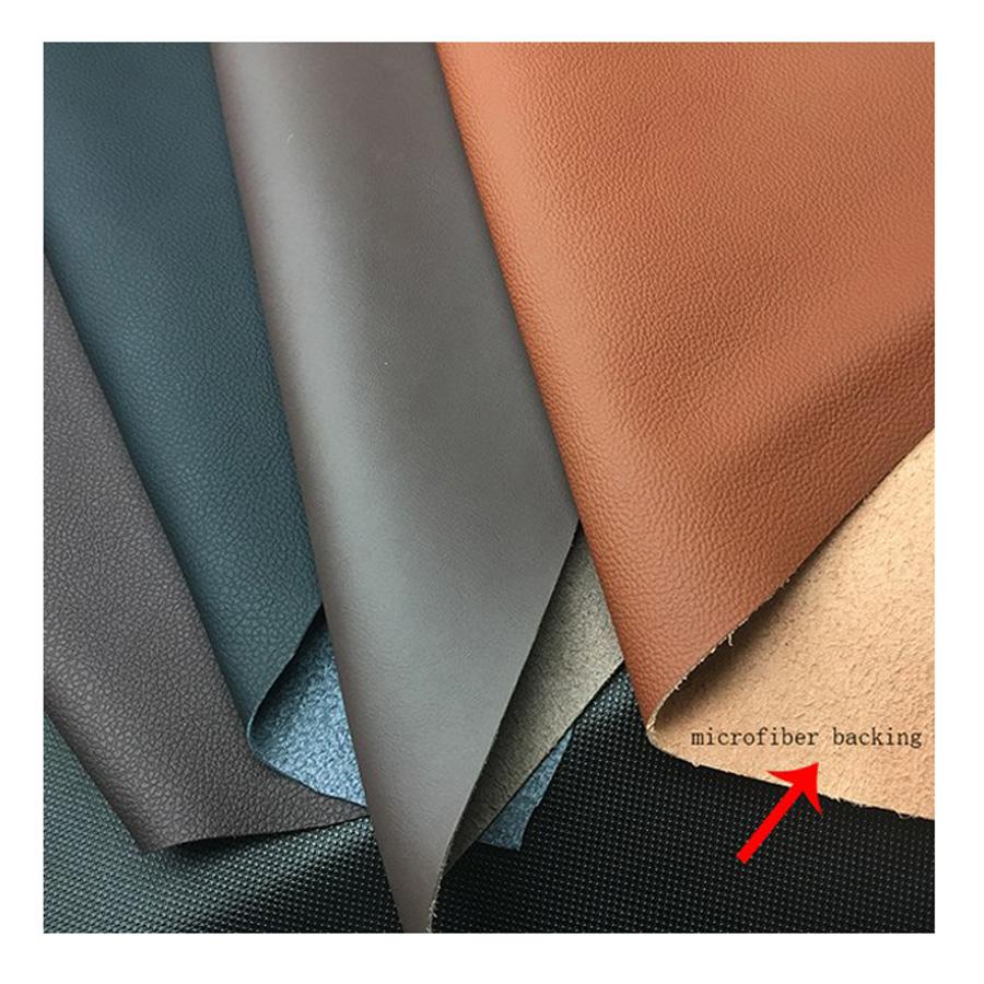 चीन कारखाने छिद्रित कार सीट कवर तकिया पीवीसी कृत्रिम चमड़े