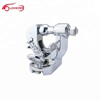 Chromed Vehicle Towing Hanger Tow Hook for Toyota Prado